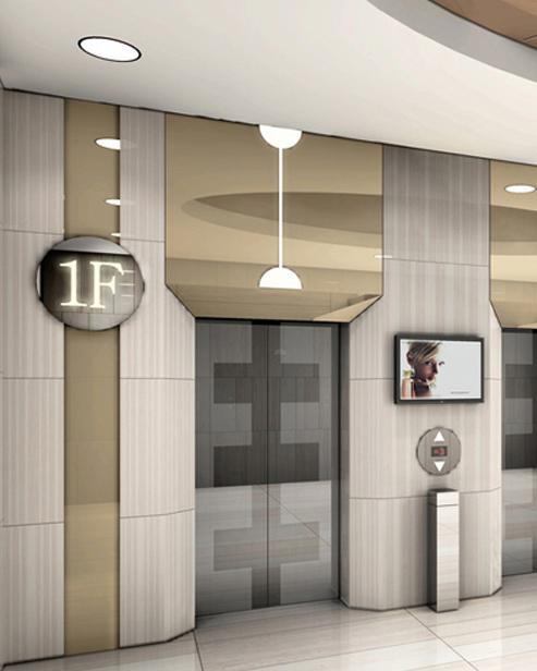 Линейные пассажирские лифты