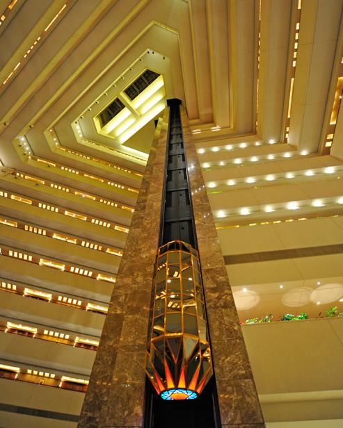Машинный зал Sightseeing Лифт