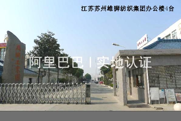 Цзянсу Сучжоу Лион Текстильная группа офисное здание