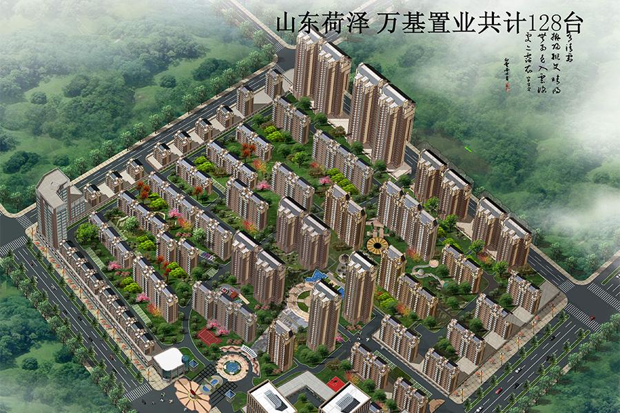 Shandong Heze - Wanji покупатели