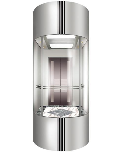 Панорамный лифт SSE-G002