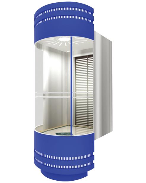 Панорамный лифт SSE-G003
