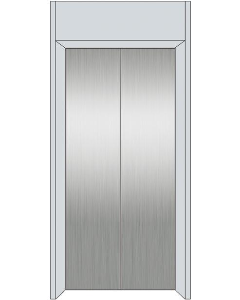 Посадочная дверь серии SSE-T01