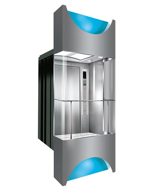 Панорамный лифт SSE-G016