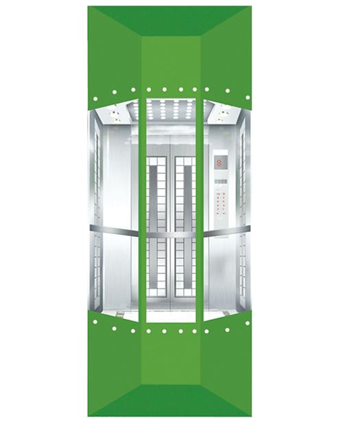 Панорамный лифт SSE-G020