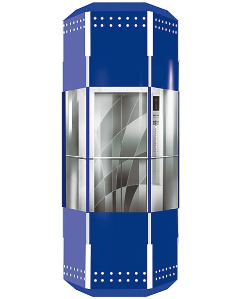 Панорамный лифт SSE-G021