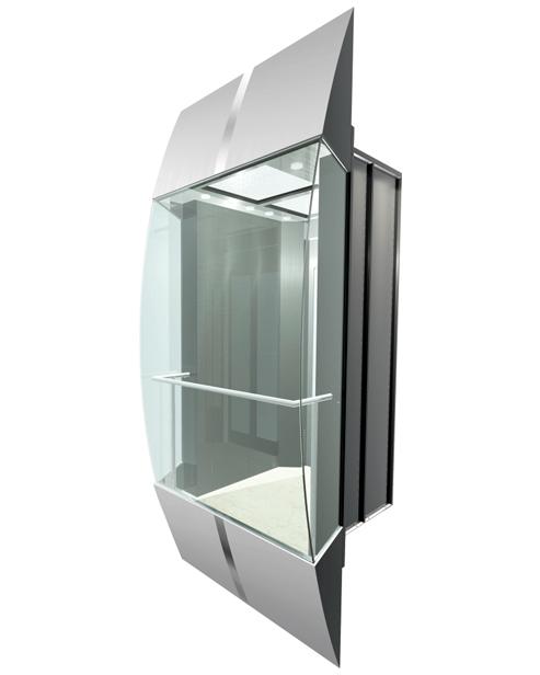 Панорамный лифт SSE-G024