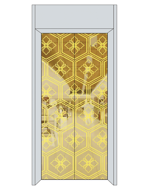Стеклянный лифт - идеальный вариант для ванной комнаты для многих домовладельцев