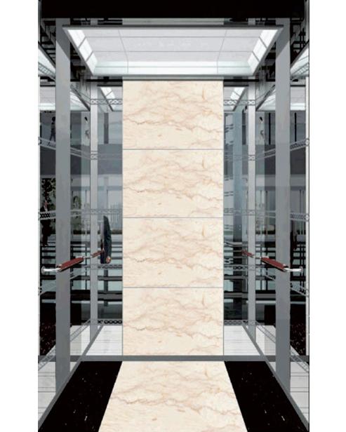 Пассажирский лифт Украшение автомобиля SSE-J049