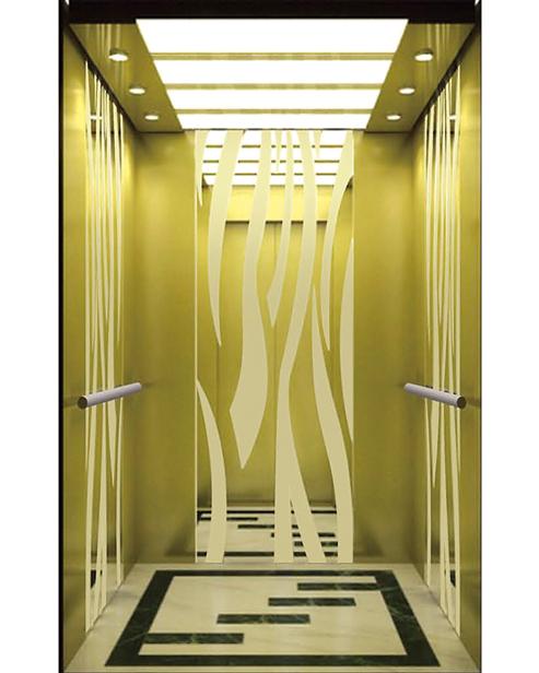 Пассажирский лифт Украшение автомобиля SSE-J051
