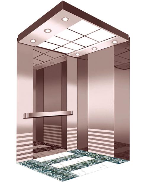 Пассажирский лифт Украшение автомобиля SSE-J052