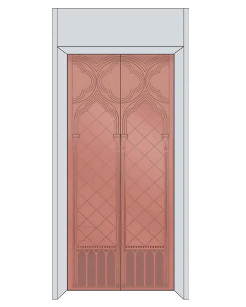 Панорамный лифт для доступа в любое место