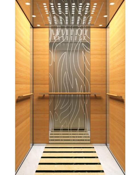 Пассажирский лифт Украшение автомобиля SSE-J055