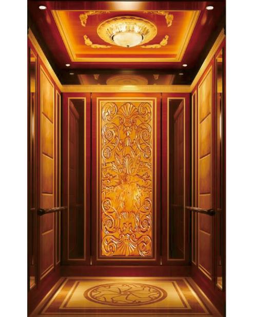Пассажирский лифт Украшение автомобиля SSE-J056