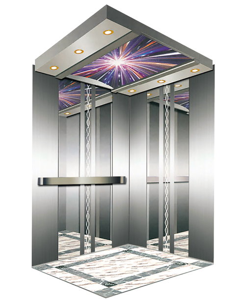 Пассажирский лифт Украшение автомобиля SSE-J004